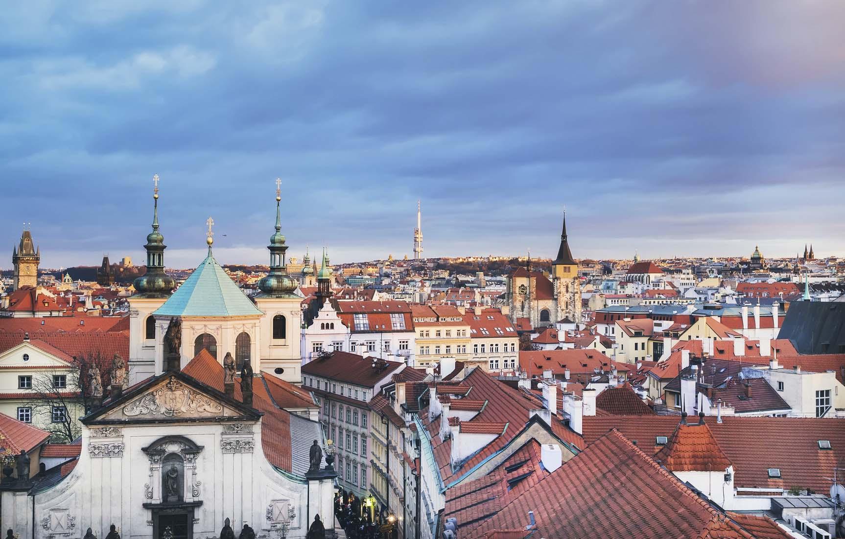 Экскурсии и отдых в Праге