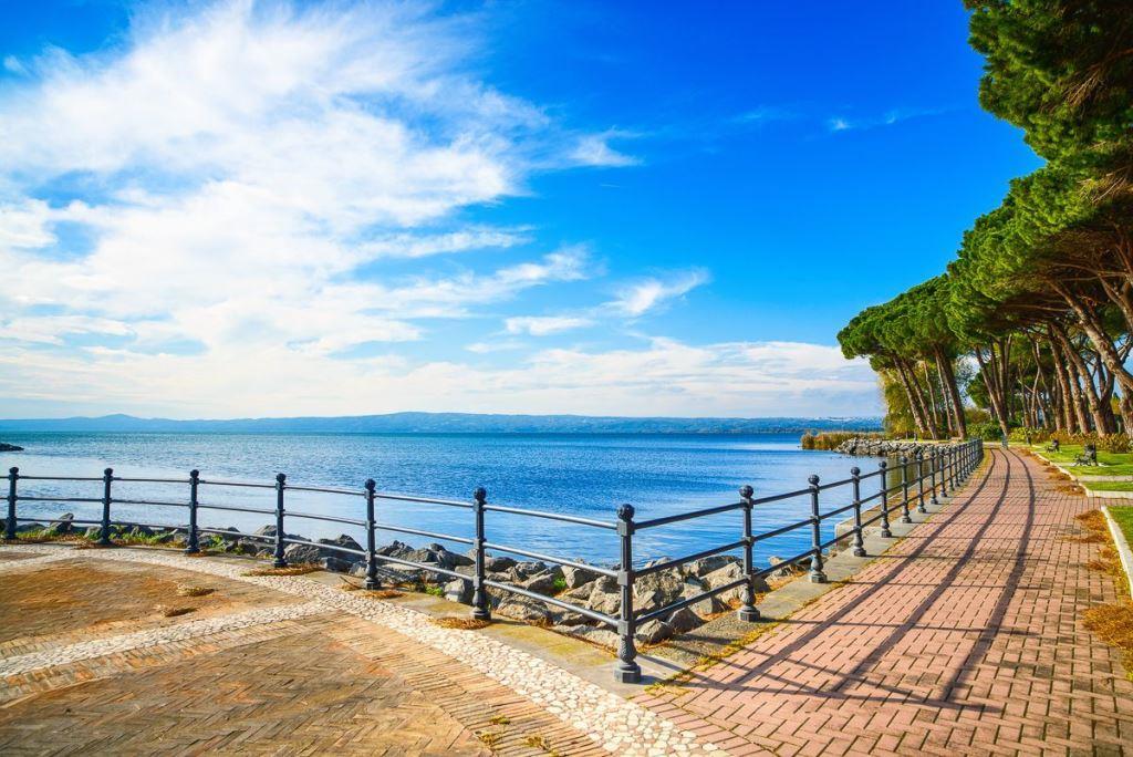 Отдых на побережье Лацио