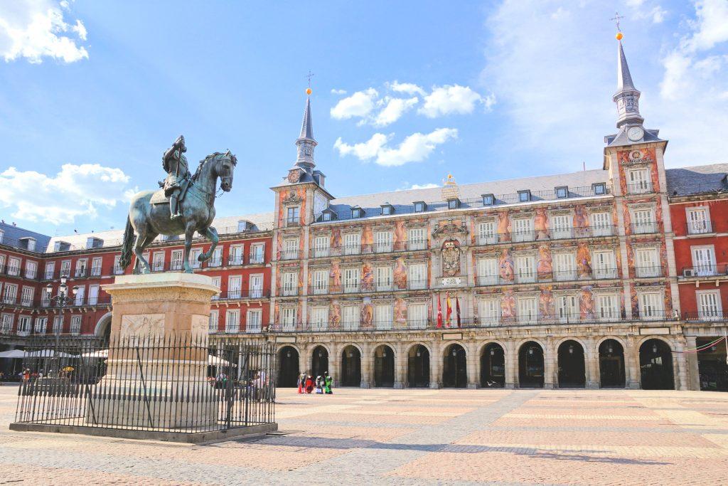 Отдых и экскурсии в Мадриде