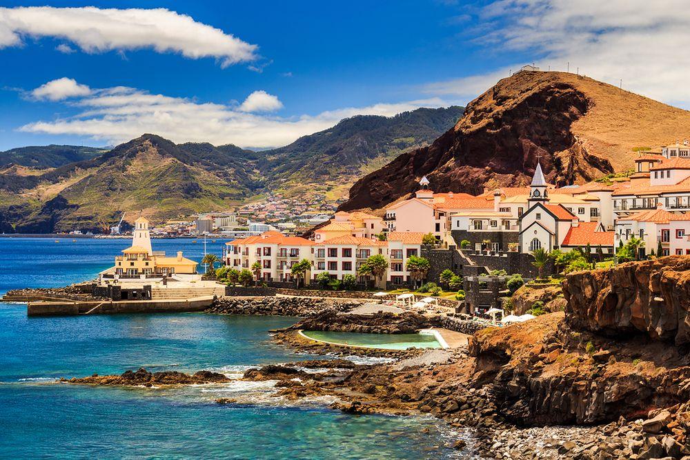 Отдых на острове Мадейра