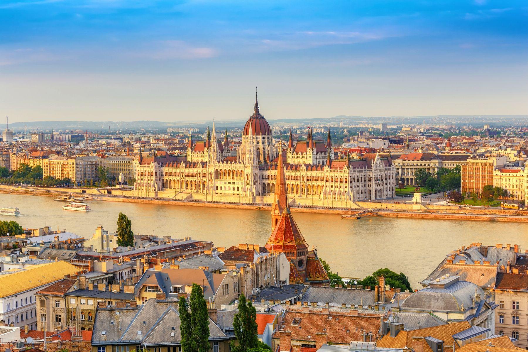 Отдых и экскурсии в Будапеште