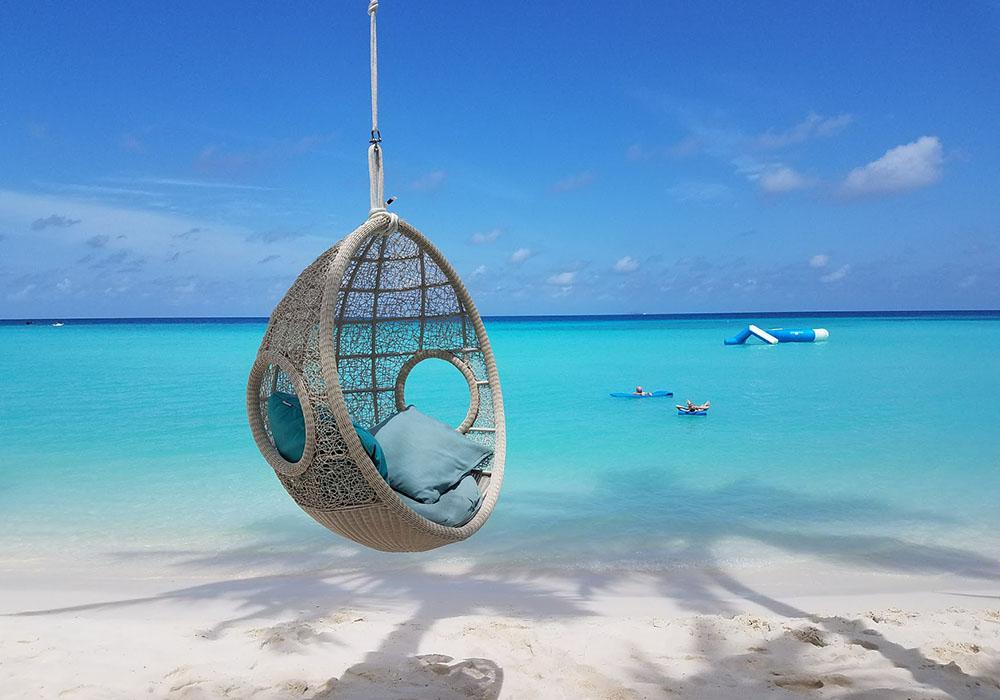 выбрать сезон отдыха на Мальдивах без дождей