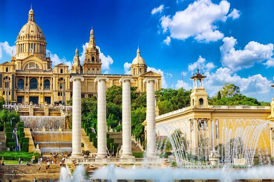 Отдых и экскурсии в Барселоне