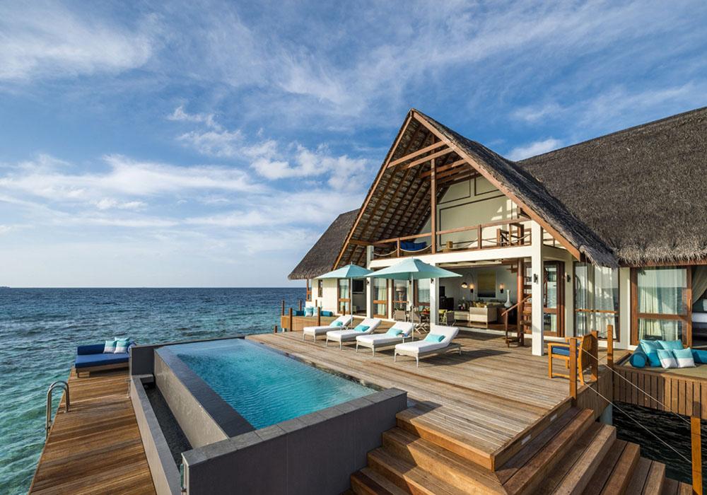 когда на Мальдивах сезон для пляжного отдыха